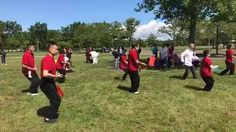 #LIVE: Watch traditional Chinese martial arts Tai Chi at New York's Corona Park!