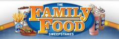 Enter the Family Food Sweepstakes for a chance to win Fandango movie tickets and more!