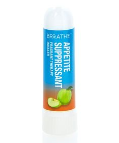 $6.49 Look at this #zulilyfind! Appetite Suppressant Alert Fragrant Therapy Inhaler #zulilyfinds