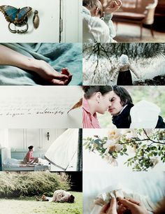 When I don't hear from him it's as if I have died … as if the air has been sucked out of my lungs and I'm left desolate. - Bright Star (2009)