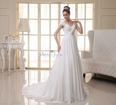 Wedding dress Provence by Atelier Ivoire
