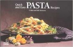 Love The Stacks - Quick and Easy Pasta Recipes by Coleen and Bob Simmons, $2.00 (http://www.lovethestacks.com/quick-and-easy-pasta-recipes-by-coleen-and-bob-simmons/)