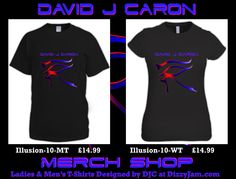 Official DJC Band Merchandise designed by David J Caron. Album/Single artwork as well as DJC Lyric designs. Over 80 different product designs available at davidjcaron. Requests welcome & considered ; Design T Shirt, Shirt Designs, Lyrics, Album, T Shirts For Women, Band, Artwork, Mens Tops