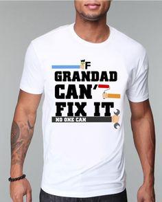 https://www.navdari.com/products-m00306-IfGrandadCanamp39tFixItNoOneCanTShirtBirthdayampFathersDay.html #ifgrandadcant #fixit #fix ##birthday #fathersday #TSHIRT #CLOTHING #Men #NAVDARI