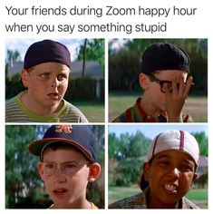 The Sandlot and Zoom The Sandlot, Say Something, Happy Hour, Baseball Cards, Sayings, Collection, Lyrics, Quotations, Idioms