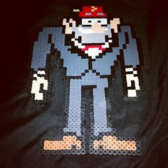 Stan Pines - Gravity Falls perler beads by h3artlessseph