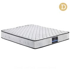 Canley 23 cm Firm Mattress - Online Only Spend the night with Canley, a quality mattress featuring high-density foam, an innovative pocket spring system and hypo-allergenic properties for a sublime night's sleep.