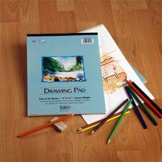 "Bulk Drawing Pads, 9x12"" at DollarTree.com"