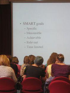Smart goals by shaggy359