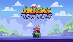 """Tricky Towers Review - Tetris For Lovers of Physics - Thumb Culture: """"Tricky Towers is basically a more modern version of Tetris with a…"""