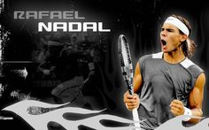 Wallpaper of Rafael Nadal Wallpaper for fans of Tennis 7220831 Tennis Wallpaper, Star Wallpaper, Tennis Rafael Nadal, Raging Bull, Sport Tennis, Tennis Stars, Tennis Players, Handsome, Pictures