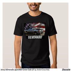2015 Silverado 3500HD Crew Cab LT T-Shirt