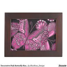 'Purple and Black Butterfly Pattern' Laptop Sleeve by HavenDesign Wooden Keepsake Box, Keepsake Boxes, Butterfly Pattern, Pink Butterfly, Mahogany Color, Back To Black, Purple And Black, Black Velvet, Laptop Sleeves