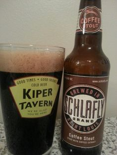 Schlafly Coffee Stout