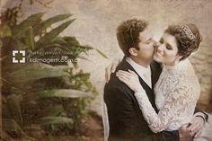 Ensaio de Noivos Vintage e lindíssimo hoje no Blog! A KD Imagem fez as belas fotos do casal Ingrid e Renato, que irá tirar suspiros das noivinhas de plantão