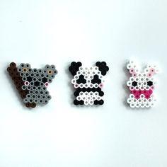 Melt Beads Patterns, Easy Perler Bead Patterns, Perler Bead Templates, Pearler Bead Patterns, Diy Perler Beads, Perler Bead Art, Beading Patterns, Easy Perler Beads Ideas, Pearler Beads