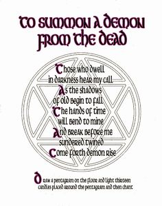 Halloween Spell Book, Witch Spell Book, Witchcraft Spell Books, Magick Book, Demon Summoning Spells, Satanic Spells, Types Of Demons, Blood Magick, Witchcraft Spells For Beginners