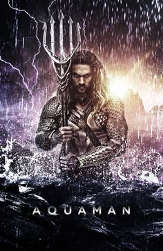 aquaman jason momoa | Jason Momoa as Aquaman by CAMW1N on DeviantArt