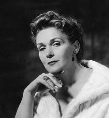 Dame Elisabeth Schwarzkopf (9 December 1915 – 3 August 2006) was a German-born Austrian/British soprano opera singer and recitalist. She was among the most renowned opera singers of the 20th century, much admired for her performances of Mozart, Schubert, Strauss, and Wolf.