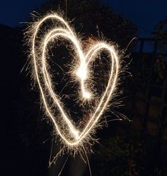 Like this light writing, looks like sparklers; lesser lightning.