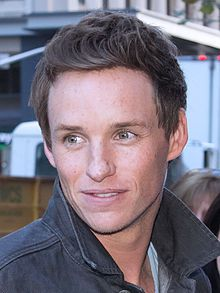 Eddie Redmayne - Toronto International Film Festival 2015