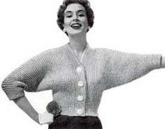 Bat Wing Bulky Sweater | AllFreeCrochet.com