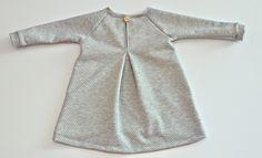 Sweet Grey - DONT-NEED-NO-SAMURAI - Sukienki dla dziewczynek