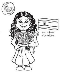Dia De La Diversidad Cultural Para El Dialogo Y Desarrollo Coloring Pages For KidsColoring