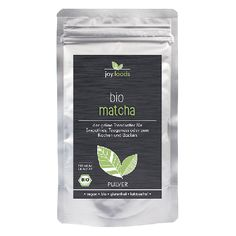 Bio Matcha Tee Pulver
