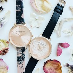 Our first ever printed strap is a real beaut <3 #oliviaburton