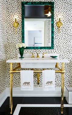 Thibaut Tanzania wallpaper Beautiful polka dot design that is so chic and will never go out of style.