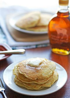Fluffy-Pancakes-1 by Law Students Wife, via Flickr