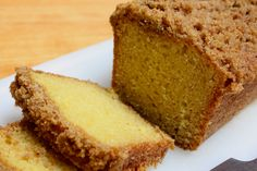 Triple Lemon Amish Friendship Bread ♥ friendshipbreadkitchen.com