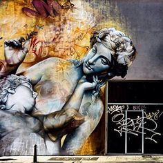 Mural artwork by @pichiavo in Spain #street #art