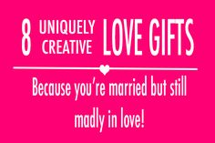 marriage gifts for valentine's day