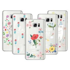With Alice Rim TPU soft galaxy note 5 smartphone case - fallindesign