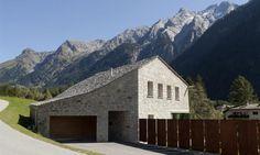 Renato Maurizio - Maloja - Architects