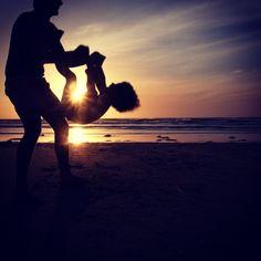 Jericoacoara  Voar sem Escalas  by Elsa Fragata Elsa, Celestial, Sunset, Outdoor, Outdoors, Sunsets, Outdoor Games, The Great Outdoors, The Sunset