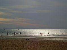 praia sao tome de paripe, salvador, bahia, brasil.