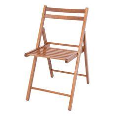 Dedeman Scaun bucatarie / living pliant Igor, lemn nuc - Dedicat planurilor tale Outdoor Chairs, Outdoor Furniture, Outdoor Decor, Living, Folding Chair, Home Decor, Decoration Home, Room Decor, Garden Chairs