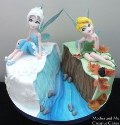 Tink Cake by Mother and Me Creative Cakes