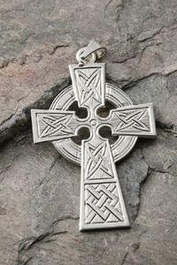 Sterling Silver Celtic Cross Pendant $75.00 http://www.celebrateyourfaith.com/Sterling-Silver-Celtic-Cross-P-P5560C771.cfm