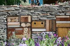 chelsea flower show native bee hive - Google Search