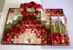 Elisabeth's Vintage Quilts: For Christmas.