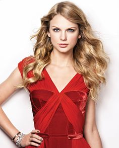 Taylor Swift - Red Dress