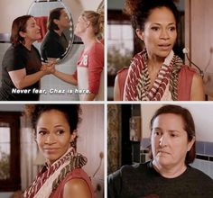 lena's jealousy is adorable lol #thefosters #fosteradams #stefandlena