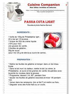 PANNA COTTA LIGHT