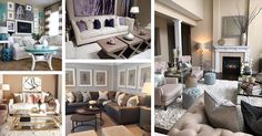 Living room color scheme ideas will help you to add harmonious shades to your home which give variety and feelings of calm. Find the best designs!