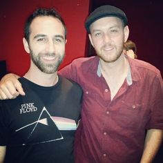 TBT- Last summer  with Matt Simons at@ Redroom939 in Beantown!  Awesome to see Catch & Release blowing up Matt! Great tune!