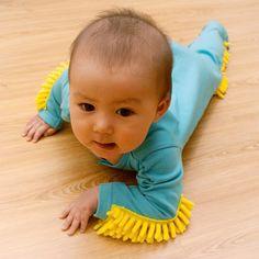 🌟 Nouveauté : Grenouillère Serpillère 36.90€🌟  ➡ http://ow.ly/eWJt304Pvko  Pour ceux qui hésitent encore à avoir un bébé...
